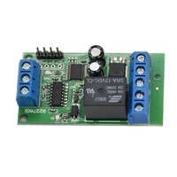 2 IN 1 RS232 & TTL232 Serial Port Relay PC USB MCU PLC UART Switch Module Board Automated industry PLC