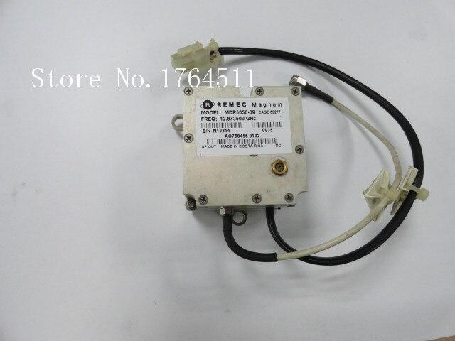 [BELLA] REMEC MDR5650-08 12.300000GHZ RF PLL Oscillator SMA