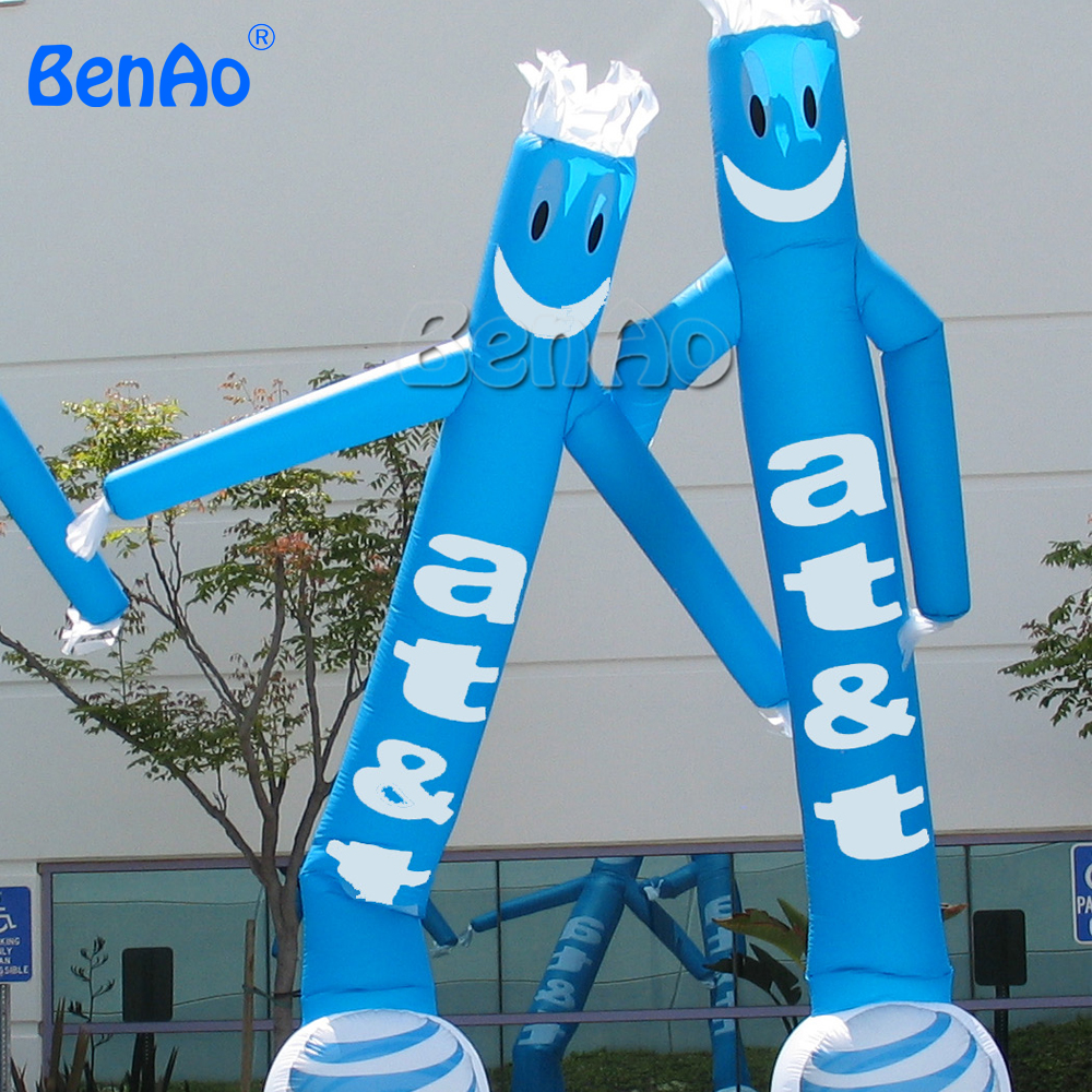 Attractive Inflatable Air Dancer / Inflatable Tube Man / Inflatable Wind Dancer for Show with air blower for 1pc ad41 dhl free shipping 10ft 3m dancing inflatable advertising man mini sky dancer inflatable air dancer costume for advertising