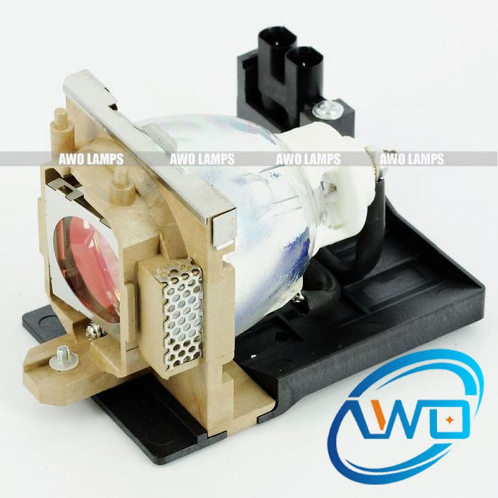 Replacement Lamp with Housing for MITSUBISHI LVP-SE2U with Ushio Bulb Inside