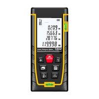 Metro laser Range finder50/70/100/120M digital electronic meter Laser tape measure laser distance meter tester Free shipping