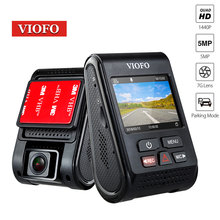 VIOFO A119 Dash Cam Car Dvr Auto Camera Full HD 1080p dashboard vehicle blackbox dvr cam car video registrator optional GPS CPL цена 2017