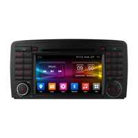 vehicel 4G SIM LTE 8 Core Android 6.0 Car DVD Player for Mercedes R Class W251 R280 R300 R320 R350 R500 with Radio GPS 32G ROM
