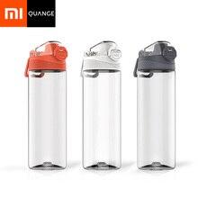 Xiaomi Mijia Quange Hello life Tritan спортивные чашки защита от блокировки Высокая температура для пополнения воды после занятий спортом