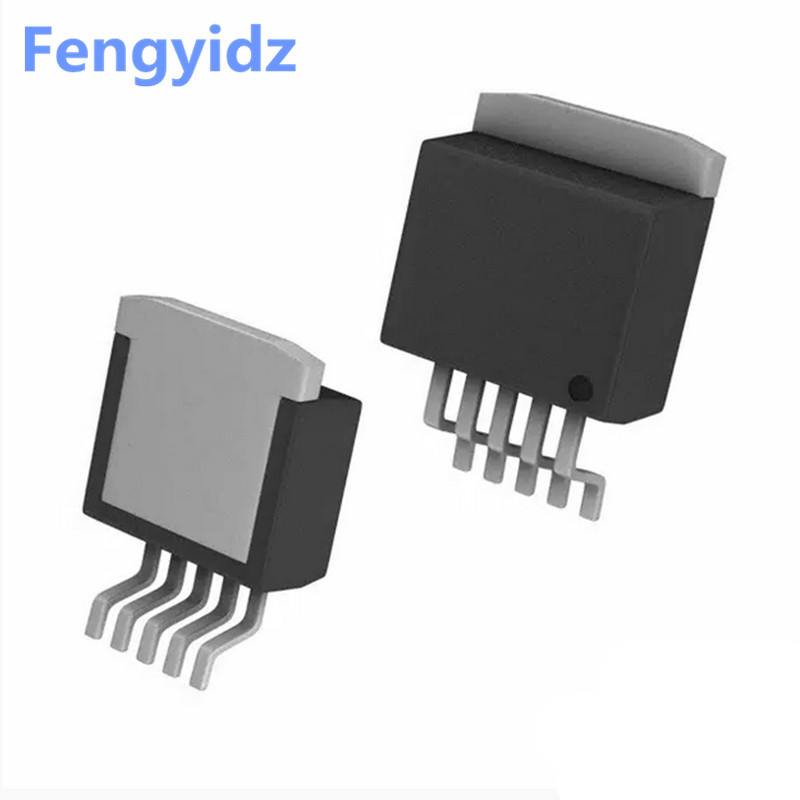 Integrated Circuits Forceful New Original 5pcs Lm2577s-adj Lm2577 2577 To-263-6