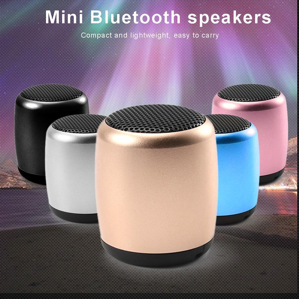 Беспроводной <font><b>Bluetooth</b></font> мини открытый звук коробка Портативный аудиоплеер с FM Райдо Динамик для мобильного телефона MP3 MP4 Планшеты Лучшая цена