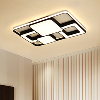 Modern Ceiling Lights LED Lamp For Living Room Bedroom light Fixture surface mounted Rectangle Modern Ceiling Lamp for Childrens