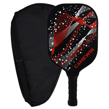 Pickleball Paddle with Graphite Face & Polymer Honeycomb Core,Balanced Weight,Low Profile Edge,Meets USAPA Specifications(China)