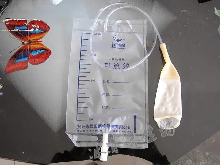 how to make a urine bag