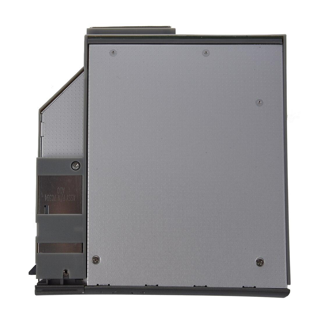 Laptop Hard Drive Caddy per Dell Latitude D610 D620 D630 D800 D810 D820 D830-SATA secondo Hard Drive Caddy HDD Adapter