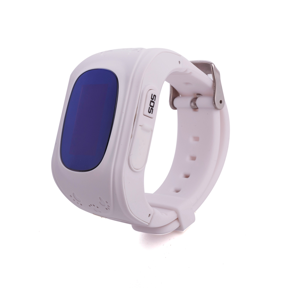 Q50 OLED Child GPS Tracker SOS Smart Monitoring Positioning Phone Kids GPS 0029