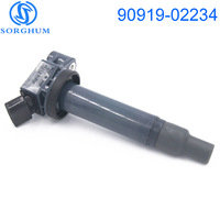 90919 02234 Ignition Coil For Toyota Lexus ES300 RX300/330/350 2002 2003 2004 Camry 2003 2004 2005 Alphard 9091902234