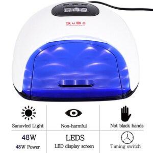 48W Nail Dryer UV LED Nail