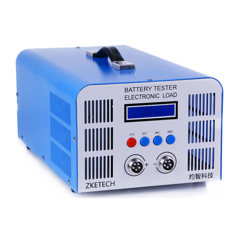 EBC A40L high current lithium battery iron lithium ternary power battery capacity tester charge and discharge