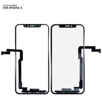 Für iPhone X Touchscreen Digitizer Glas Ersatz Für iPhone 10 Touch Panel Screen + Werkzeuge-in Handy-Touch-Panel aus Handys & Telekommunikation bei