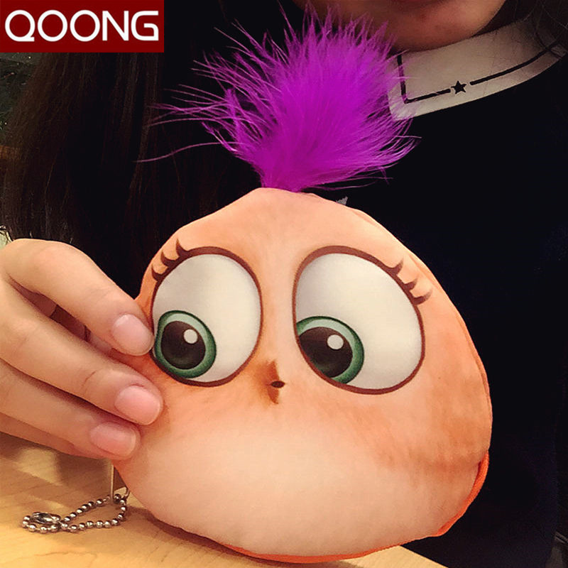 2017 Cute Women Children Girls Cotton Owl Coin Purses Holders Zipper Money Bag Pouch Kids Small Wallets Coin Bank Case CA1-012 cute girl hasp small wallets women coin purses female coin bag lady cotton cloth pouch kids money mini bag children change purse