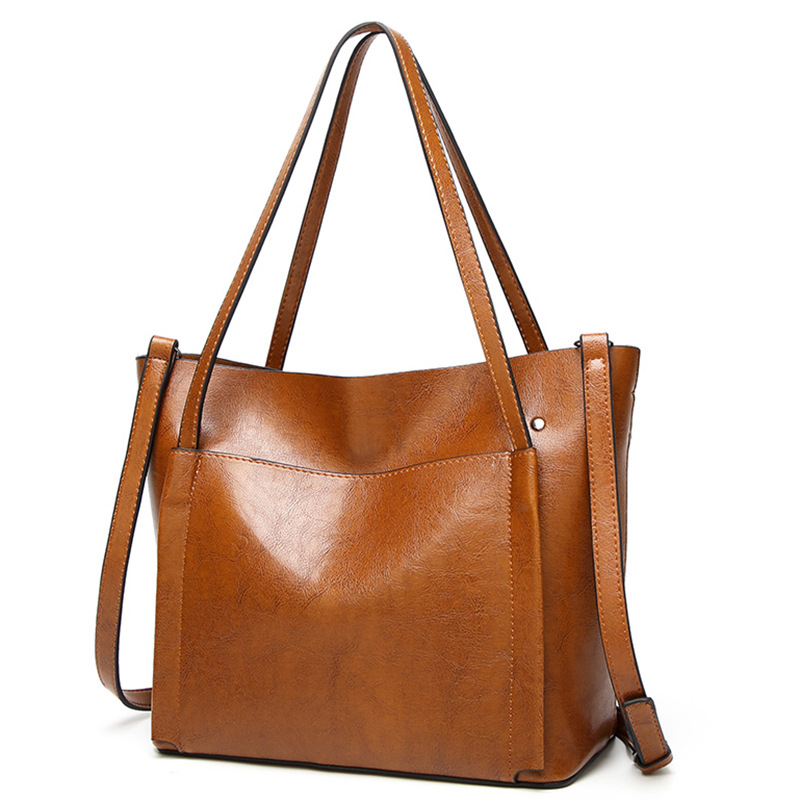 2018 Limite Discount Luxury Women Leather Shoulder Bag Casual Tote Vintage Handbag Female Hobo Large capacity Zipper Strap Bag пиджак sand sand sa915emckeq7