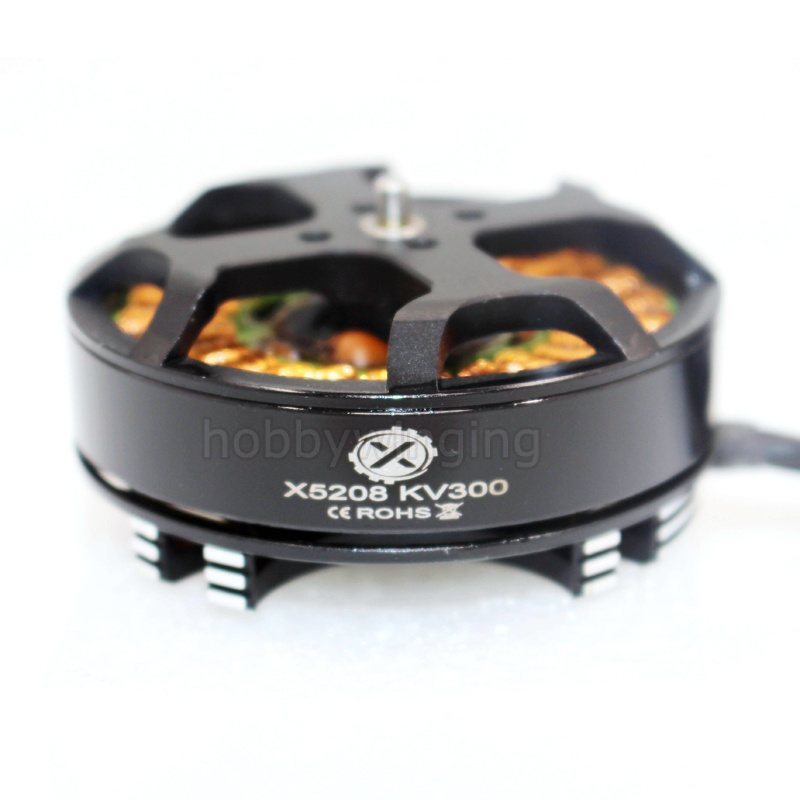 1 PCS Agricultural drone brushless motor X5208 24N22P Multi-axis Motor KV300 EZO bearing high efficiency x6210 kv320 24n28p agriculture drone brushless motor dustproof and waterproof thick line 1 pcs