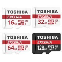 TOSHIBA Micro SD Card 32GB Class 10 16GB 64GB 128GB Class10 UH3 Memory Card Flash Memory