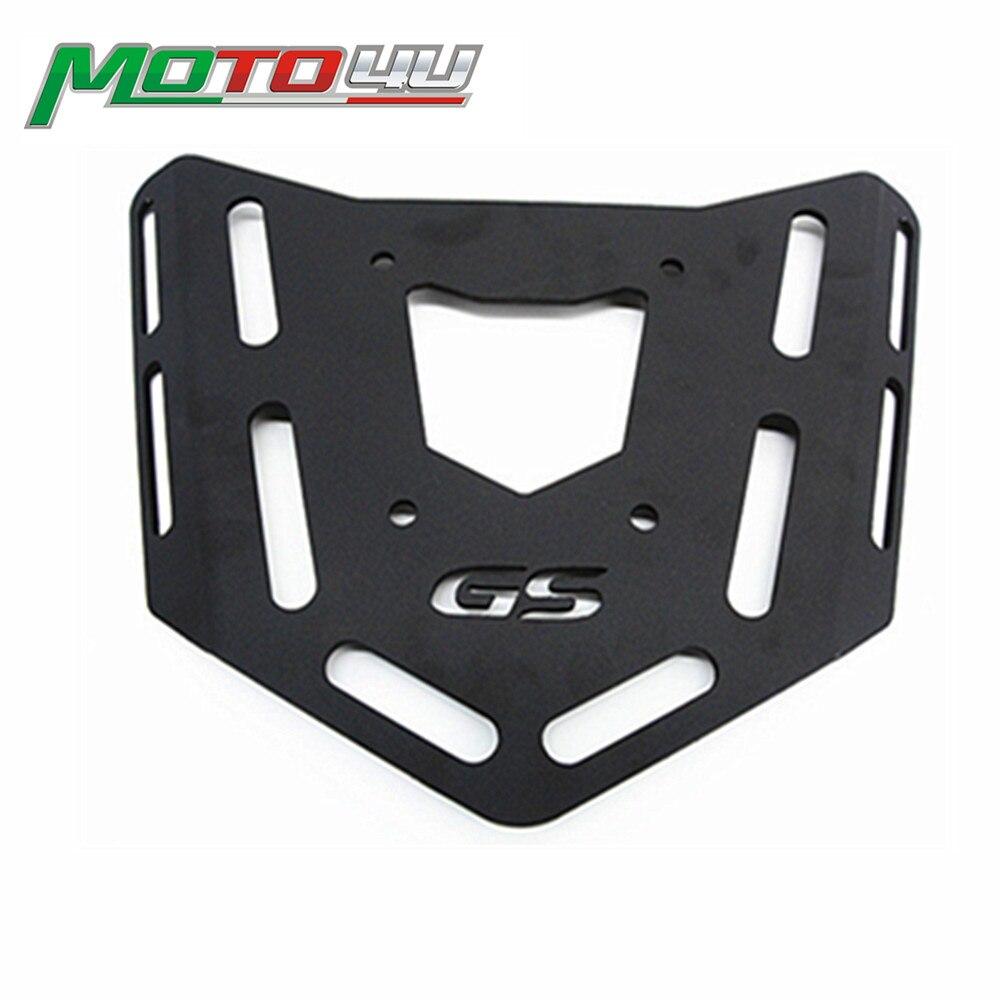 Porte-bagages arrière pour moto pour BMW F800 GS F700 GS F650 GS F800GS F700GS F650GS noir