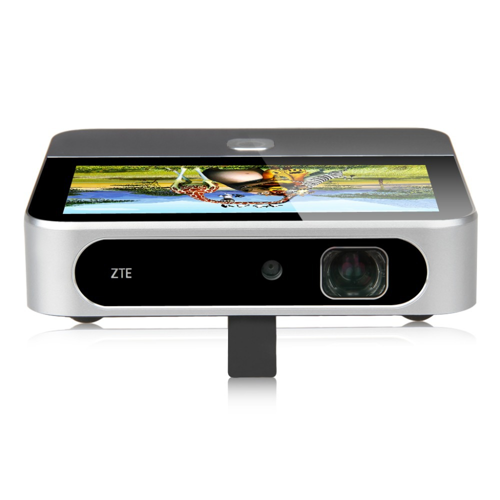 Zte Spro 2 Smart Android Mini Projector En Hotspot Materialen Van Hoge Kwaliteit