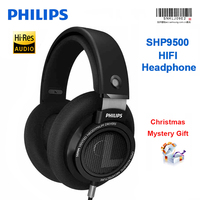 Original Philips Professional SHP9500 Headphones with HIFI Sound Quality headset for Xiaomi Huawei