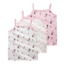 3pcs/Lot Kids Baby Undershirt Singlet