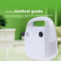 Carevas Compressor Nebulizer Portable Compact Vaporizer Compressor System Children Adult Relief Respiratory Medicine Inhaler