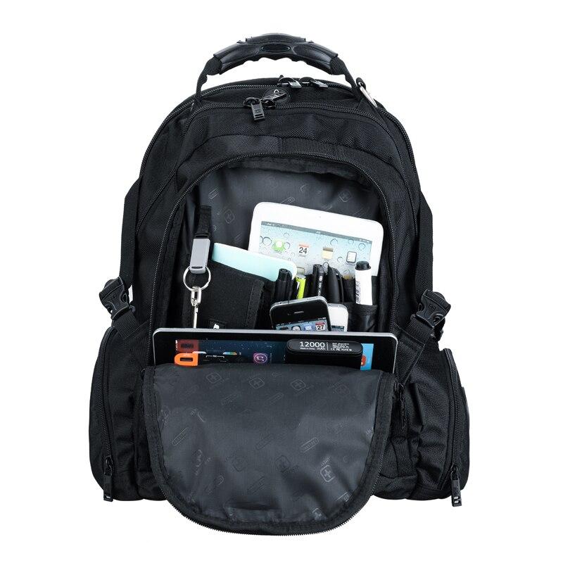 Sac à dos pour ordinateur portable suisse pour 17 pouces sac d'ordinateur hommes sac à dos multifonctionnel garçon sac à dos homme sac à dos femme à l'école