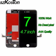 4.7″ Original SZKOSTON LCD For iPhone 7 LCD Display No Dust With Touch Screen Digitizer Assembly Replacement Best quality