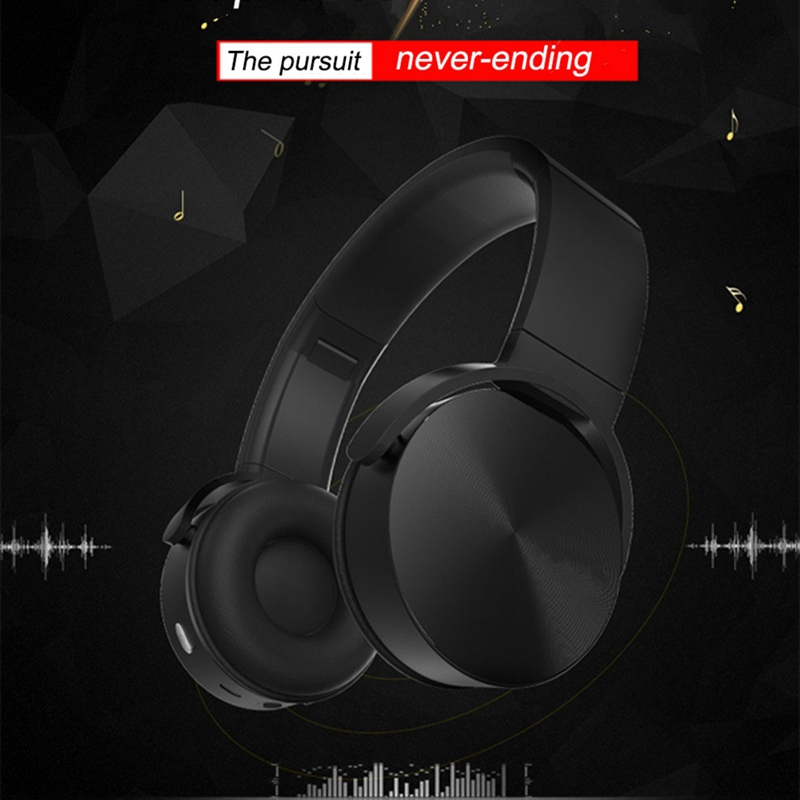 XMXCZKJ Active Noise Cancelling Wireless Bluetooth Headphones wireless Headset Deep Bass Earphone with Microphone For iPhone in Bluetooth Earphones Headphones from Consumer Electronics
