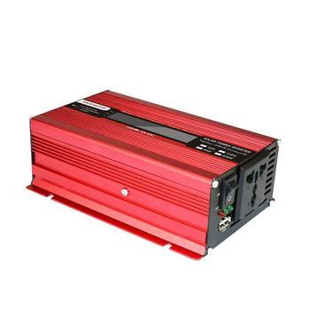 1500W 2000W Power Inverter Car Inverter Solar Inverter Car Power Converter Dual Usb Charging Power Converter