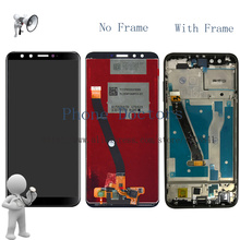 Volledige Lcd scherm + Touch Screen Digitizer Vergadering Met Frame Voor Huawei Honor 9 Lite/Honor 9 Jeugd Editie LLD L31