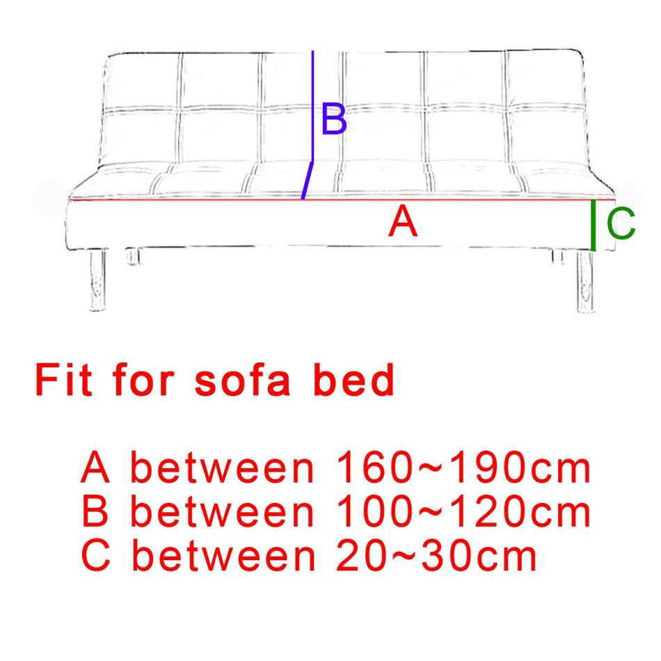Europe Flowers Armless Couch Sofa Covers For Living Room Polyester Removable  Machine Washable Slipcovers For Home Decoration In Sofa Cover From Home ...