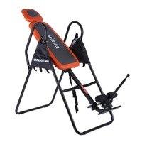 Велостанок для помещений Бодибилдинг вверх тормашками тяжести стол для инверсионной терапии носилки обратно упражнения дома фитнес обору
