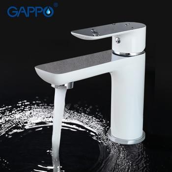 Gappo Becken Wasserhahn Bad Waschbecken Mischbatterie Messing Tap