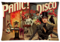 Panic At The Disco Album This Is Gospel Poster Brendon Urie Smoke Color Smoke Pattern Personalized Pillowcase For Fans Design