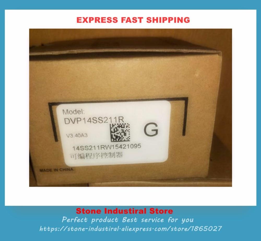 Boxed DVP14SS211R PLC SS2 Series PLC new prospector boxed rtf
