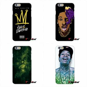 American Rapper Songwriter Wiz Khalifa For Iphone X  S C Se    Plus