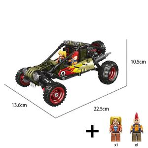 Image 2 - Super Car Pickup SUV Adult Mini Building Blocks Puzzle Assembly Model Toy Difficult Boys