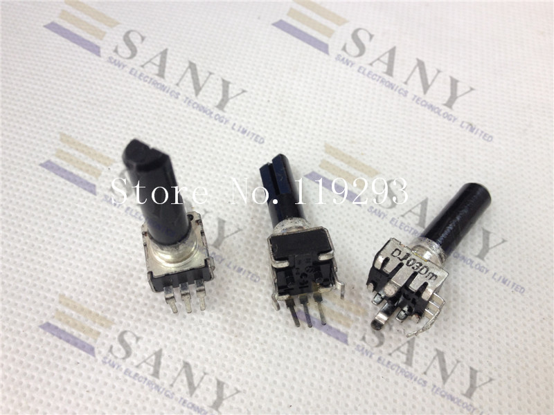 lan Alert bella lan Street Price Japanese Original Empire Noble R09-d103 10k 25mm Handle 3 Feet Potentiometer--10pcs/lot