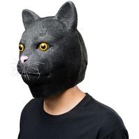 Halloween-Animal-Latex-Masks-Black-Cat-Mask-Full-Face-Mask-Adult-Cosplay-Props-1
