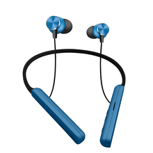 Neckband fone de ouvido bluetooth Estéreo Esportes Sem Fio Fone de Ouvido Auriculares para o telefone xiaomi 5 além De Metal Magnético iphone cuffia