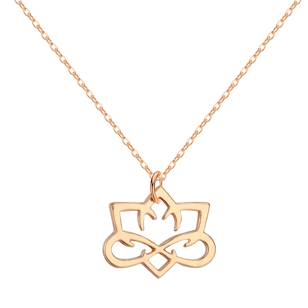 Chengxun Big Lotus Flower Symbol Of Spiritual Awakening Charm