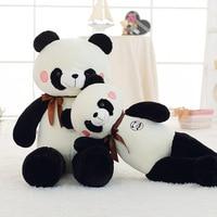 Large panda plush toys Valentine 's Day girls gifts sleeping dolls children hug big bear toy