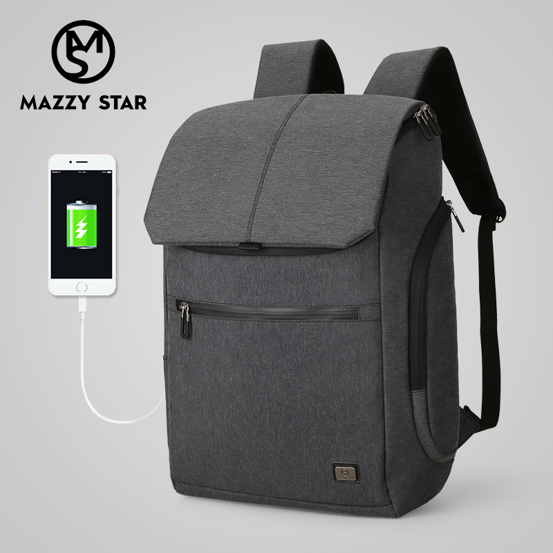 Sac à dos haute capacité hommes USB sac à dos pour ordinateur portable mode collège étudiant sac sac de voyage des jeunes livraison directe MS_035