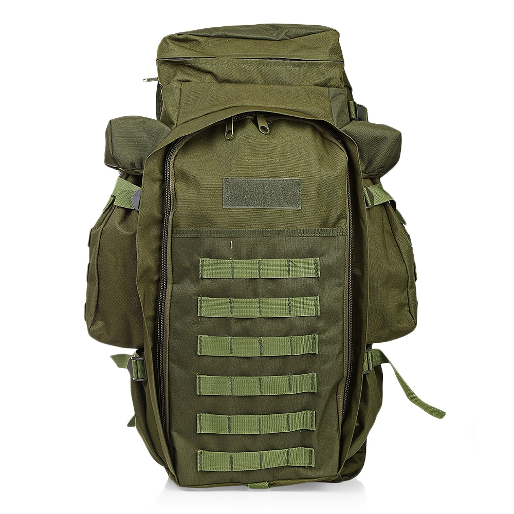 60L Molle Tactical Outdoor Assault Military Rucksacks Backpack Camping Bag for Climbing Hiking large capacity outdoor camping travel climbing hiking tactical military molle assault sport backpack molle bag suspension design