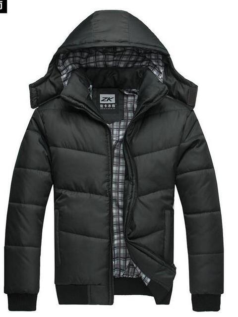 TG6047Cheap atacado 2017 dos homens novos jaquetas edição han algodão-acolchoado jaqueta para manter casaco de inverno quente
