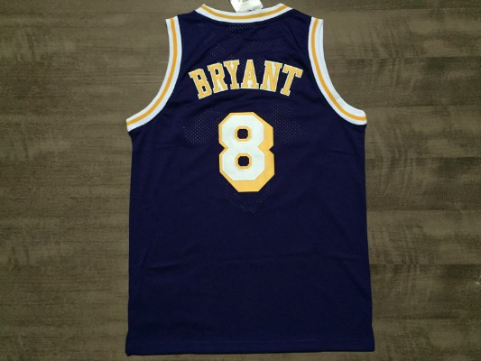 8853f5e7a Kobe Bryant 98 All Star Purple Basketball Jersey