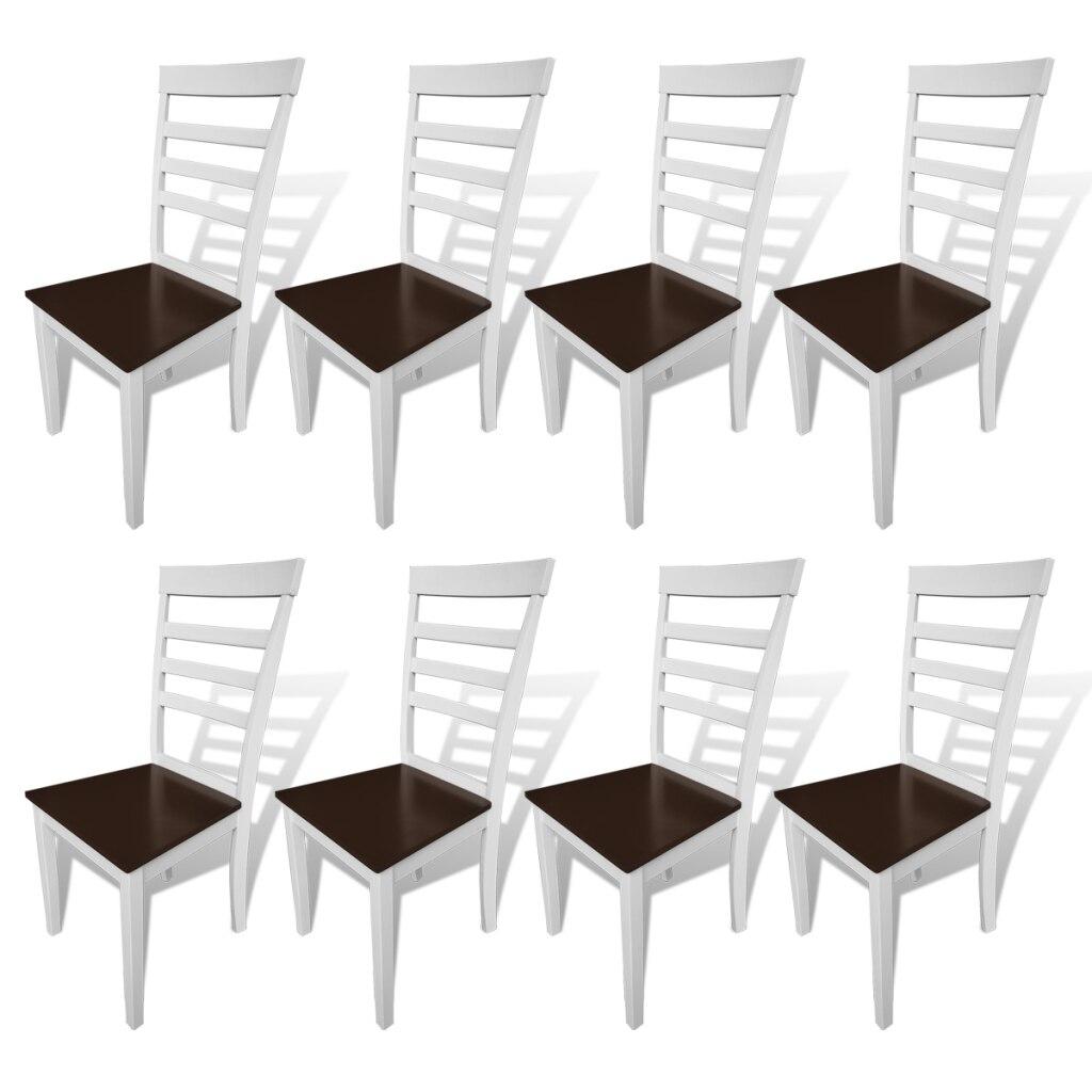 sillas de madera maciza